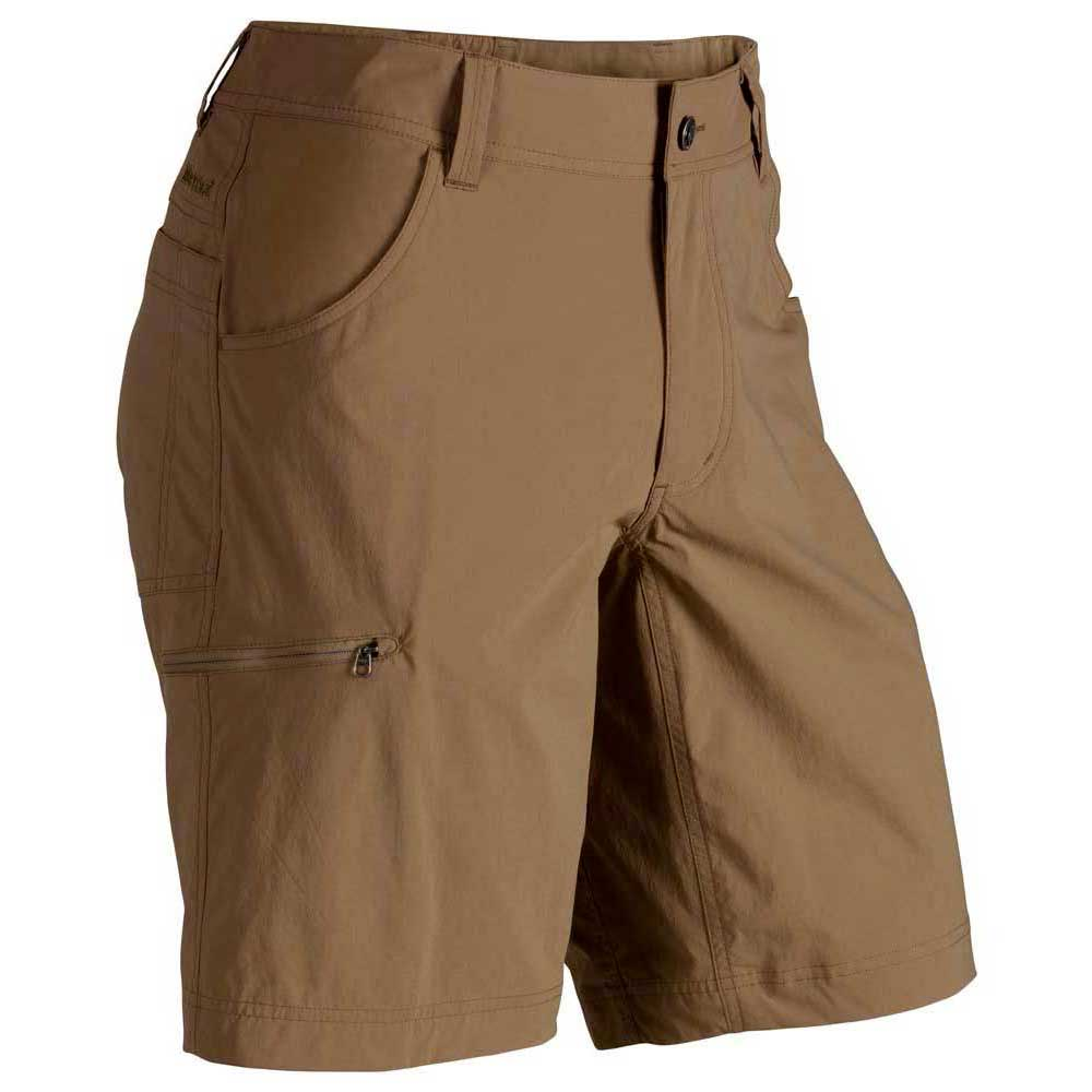 Marmot Arch Rock Short Brown buy and offers on Trekkinn 4499a2f841f3