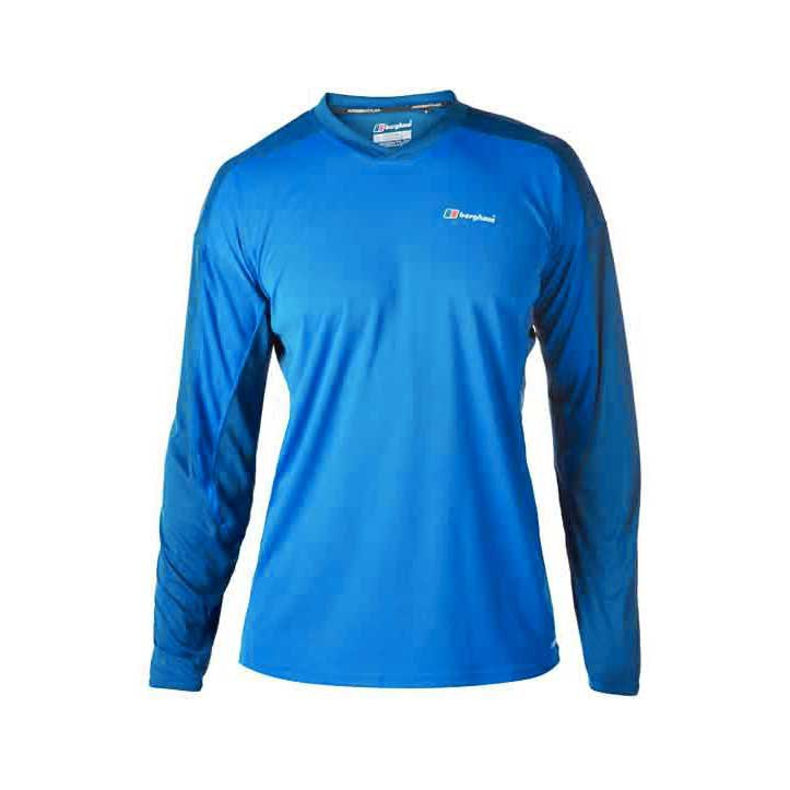 Berghaus Vapourlight L/S Crew Baselayer