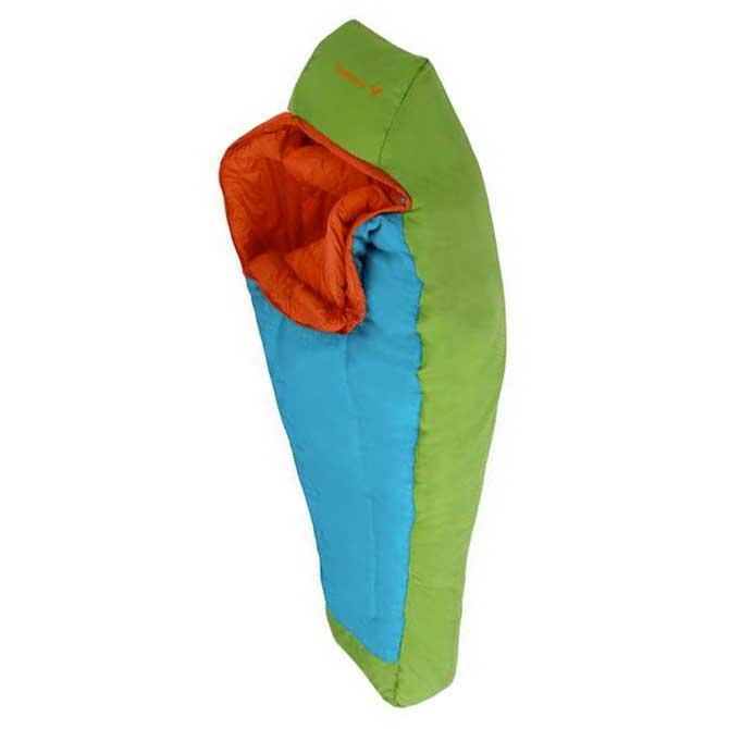 Taille S VAUDE Dreamer Adjust 350 Sac de Couchage Mixte Enfant Apple