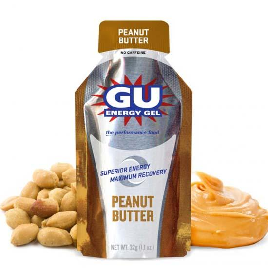Gu Energy Gel Butter Box 24 Unit