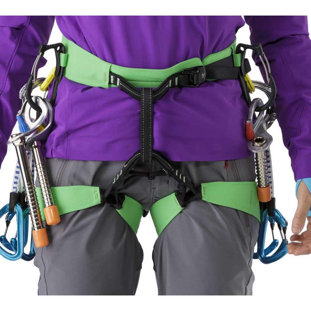 8b1d9925893 Arc'teryx Ar 395A Harness buy and offers on Trekkinn
