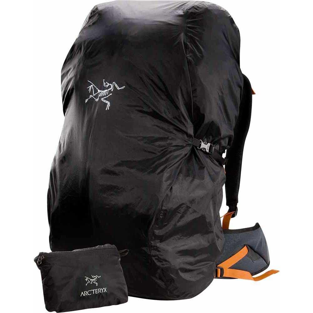 23051292588c Arc teryx Pack Shelter XS Black buy and offers on Trekkinn
