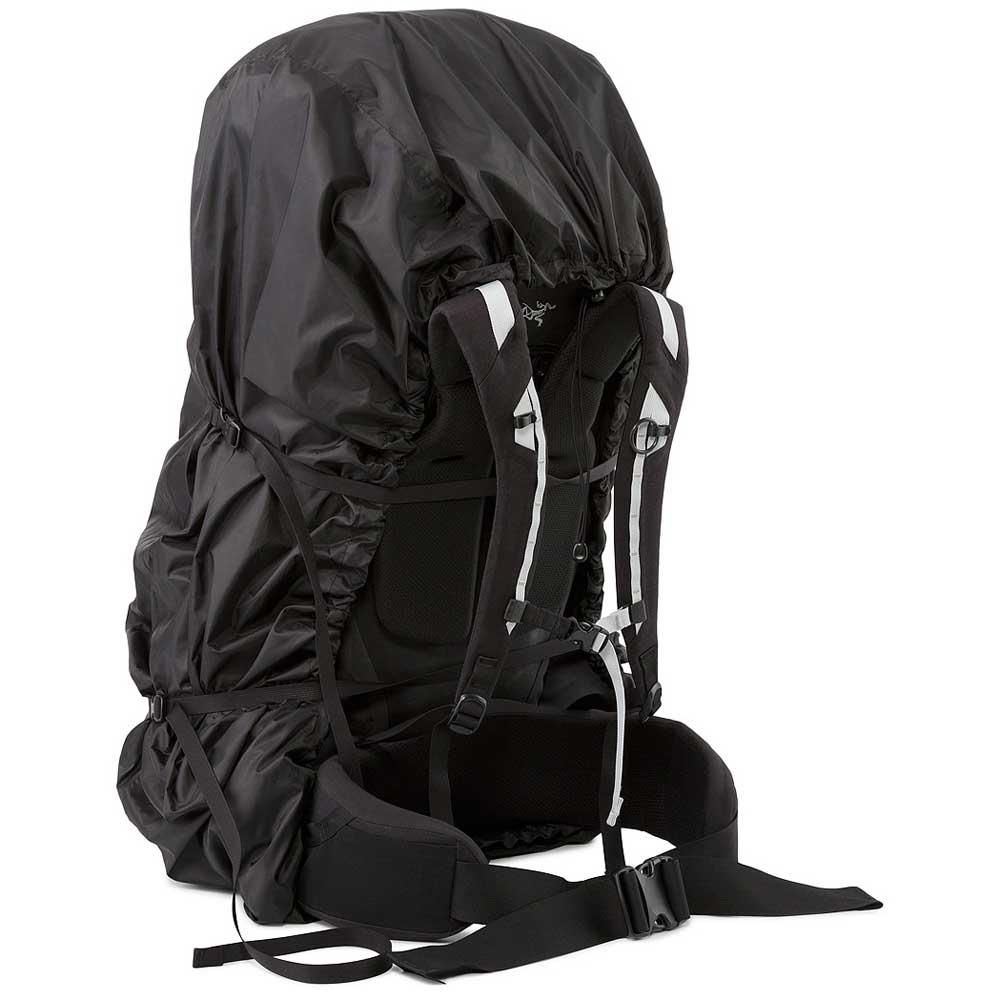 10521e6b0857 Arc teryx Pack Shelter L Black buy and offers on Trekkinn