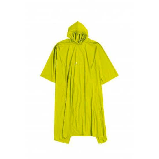 Imperméables Ferrino Poncho Junior 120 cm Yellow Lime