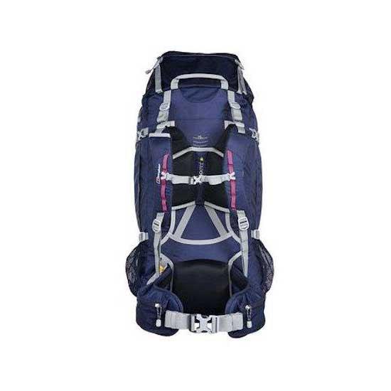c1281fab08 Berghaus Wilderness 60+15L Blue buy and offers on Trekkinn
