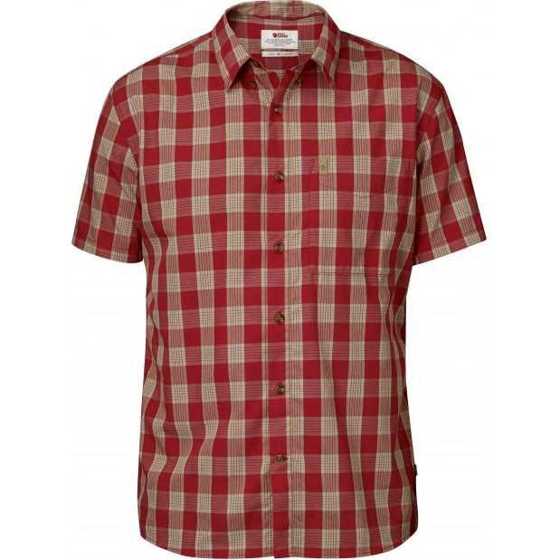 8a6e58d0870b Fjällräven Övik Button Down Shirt S S
