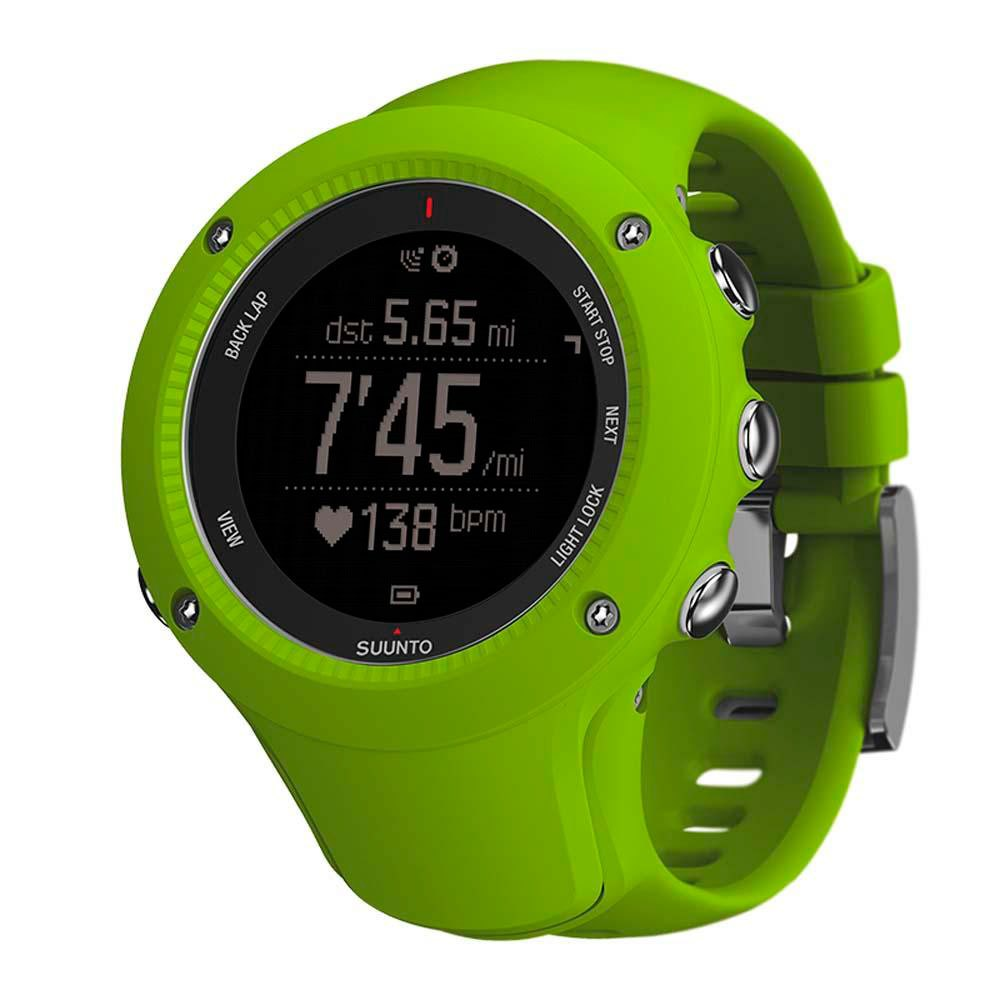 288de6f61 Suunto Ambit 3 Run Green buy and offers on Trekkinn