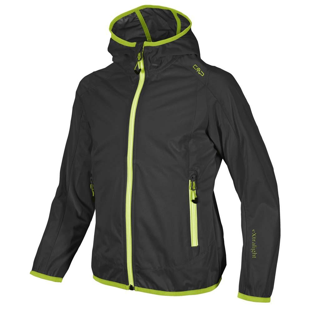 Cmp Softshell Fix Hood Girls