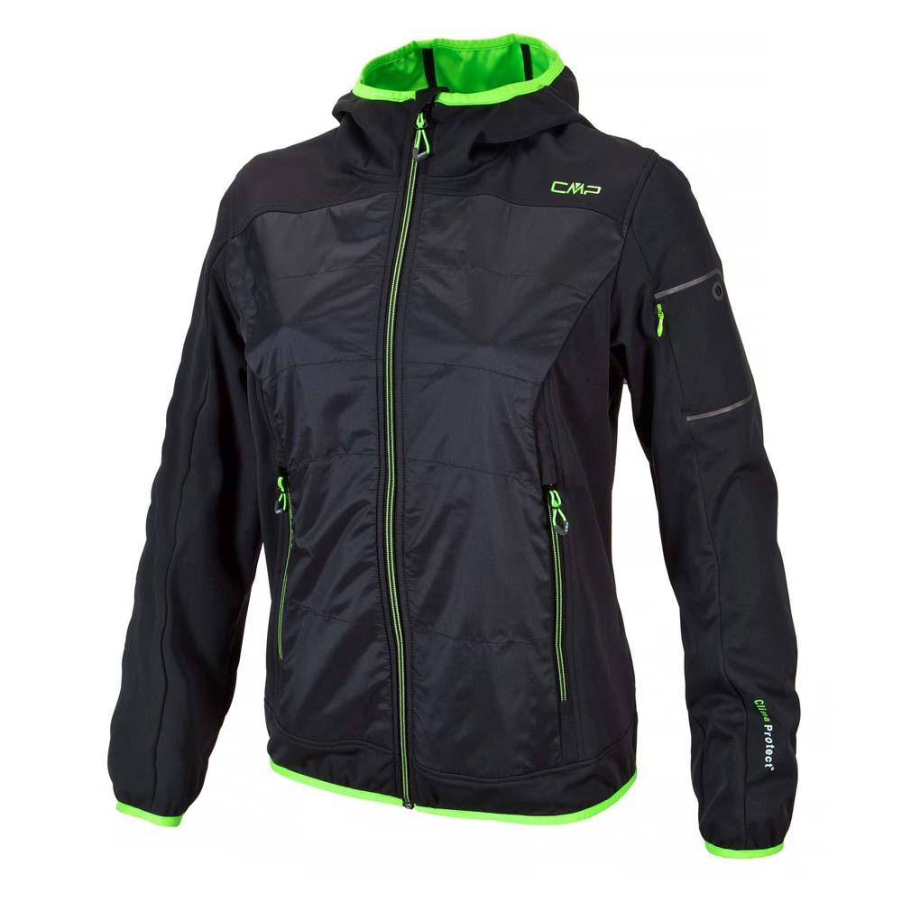 CMP Loght Softshell Fix Hood