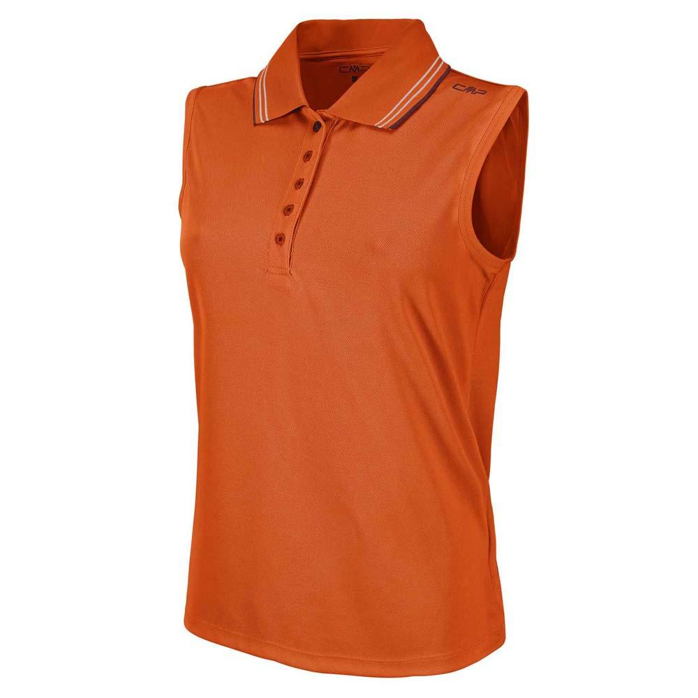 Cmp Sleeveless Polo