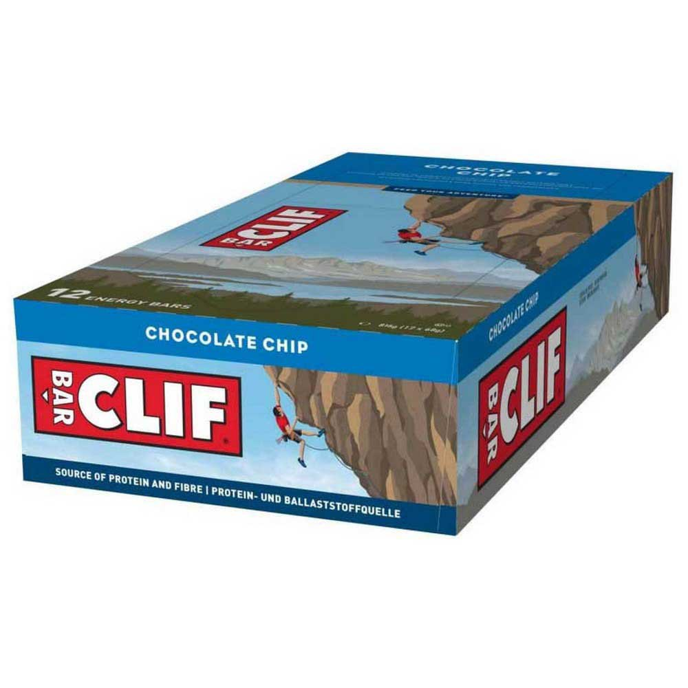 Clif Energy Bar Oats/Chocolate Box 12 Units