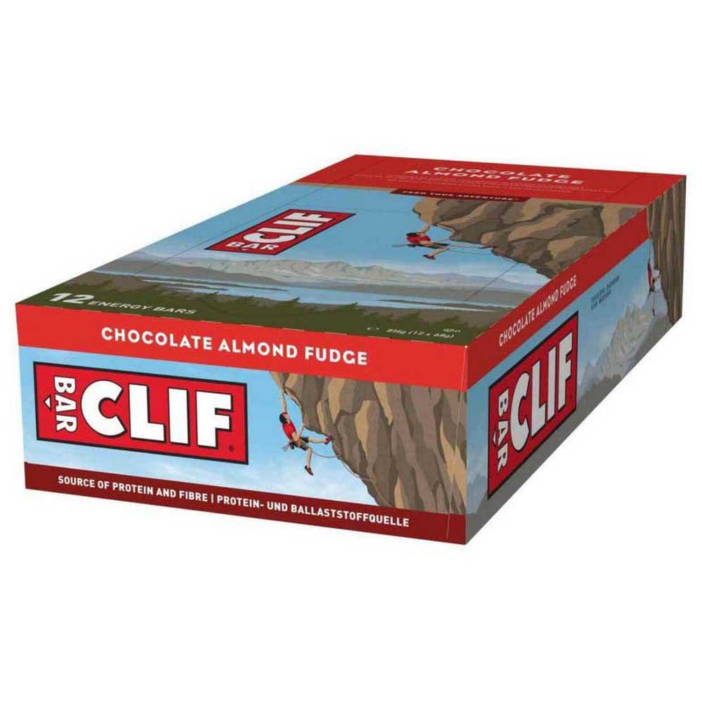 Clif Energy Bar Oats/Chocolate with Almonds Box 12 Units