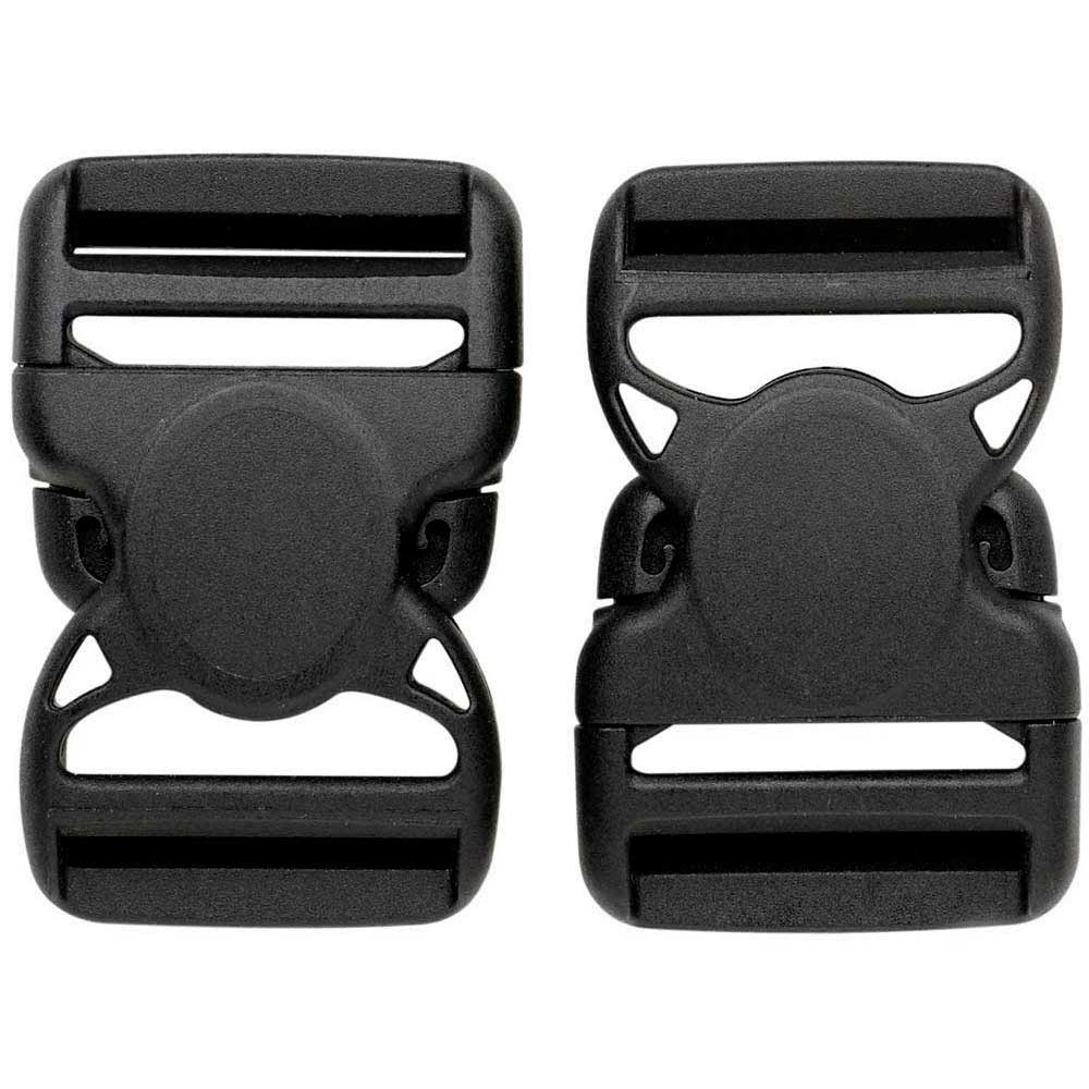 Ferrino Buckle A Ressort 40 mm 2 Units