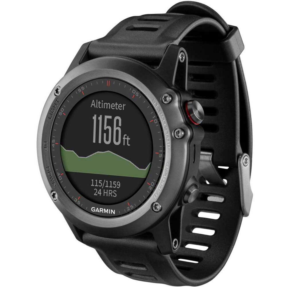 Garmin Fenix 3 Black Buy And Offers On Trekkinn