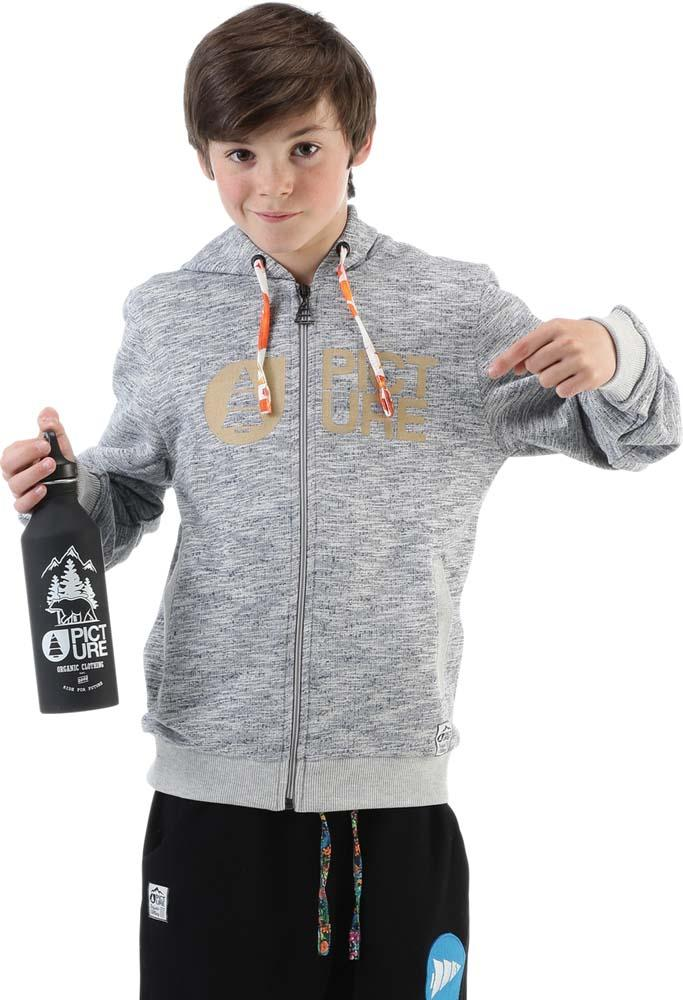 Picture organic Basement Sweat Zip Kids