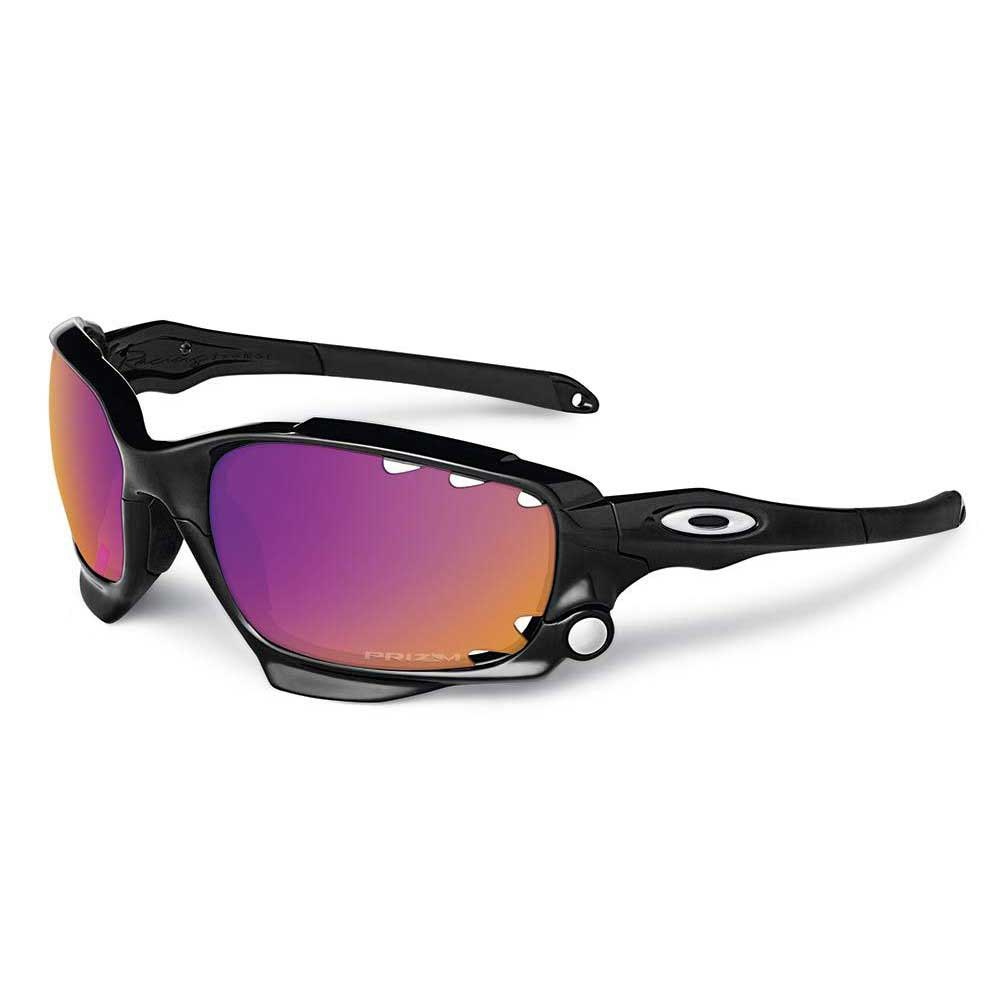 Oakley Racing Jacket Vented Prizm Trail Polished Trail   Clear Vented 475cc31a46