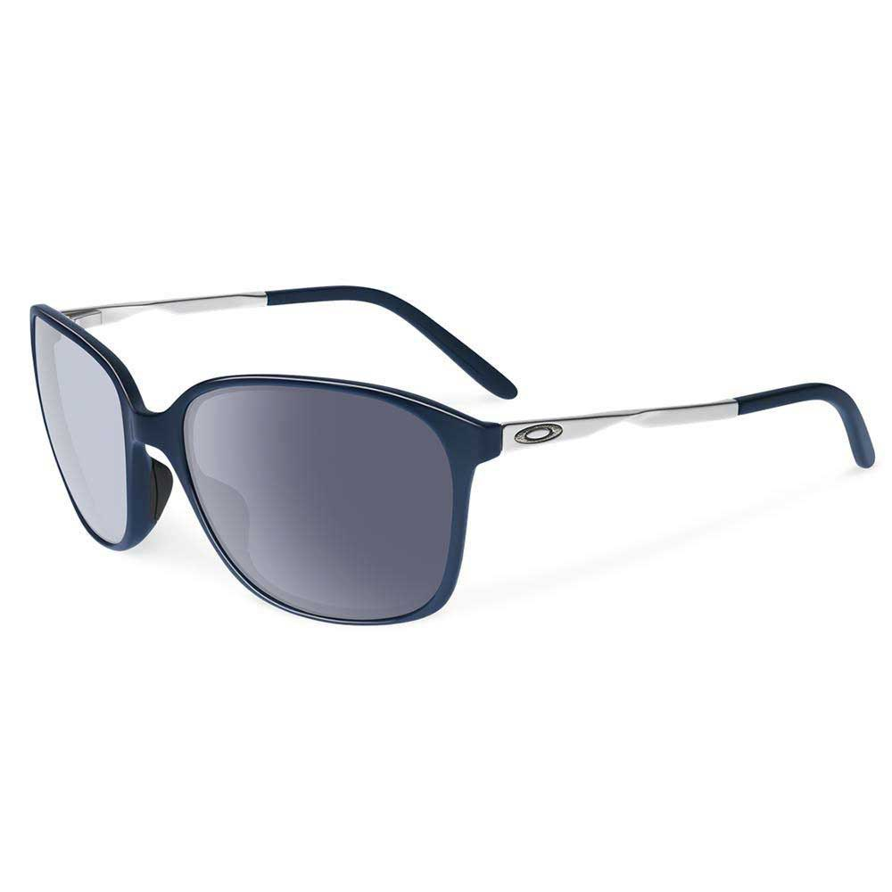Oakley Game Changer Navy/Chrome