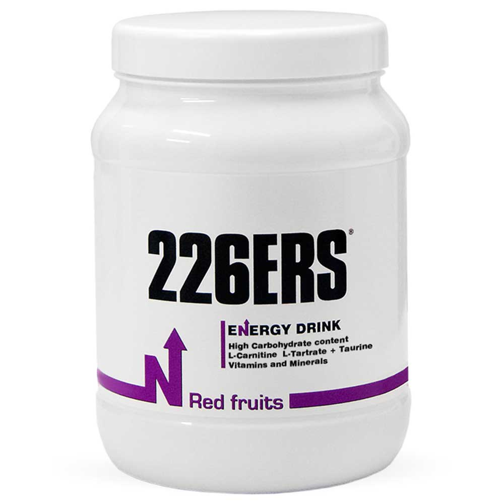 226ers Energy Red Fruits 500gr