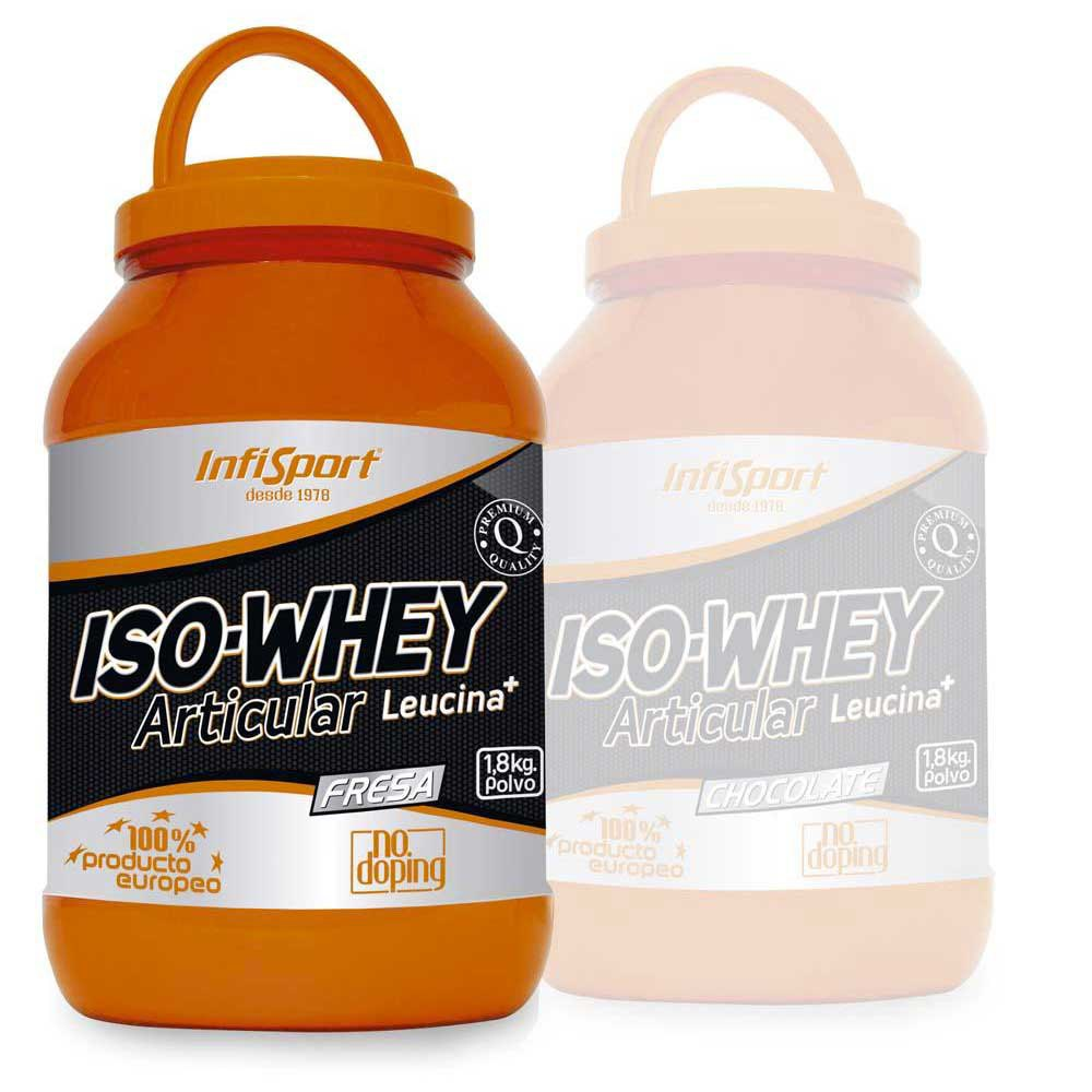 Infisport Iso-Whey Strawberry 1.8kg