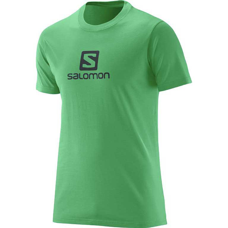 Salomon SS Logo Cotton Tee