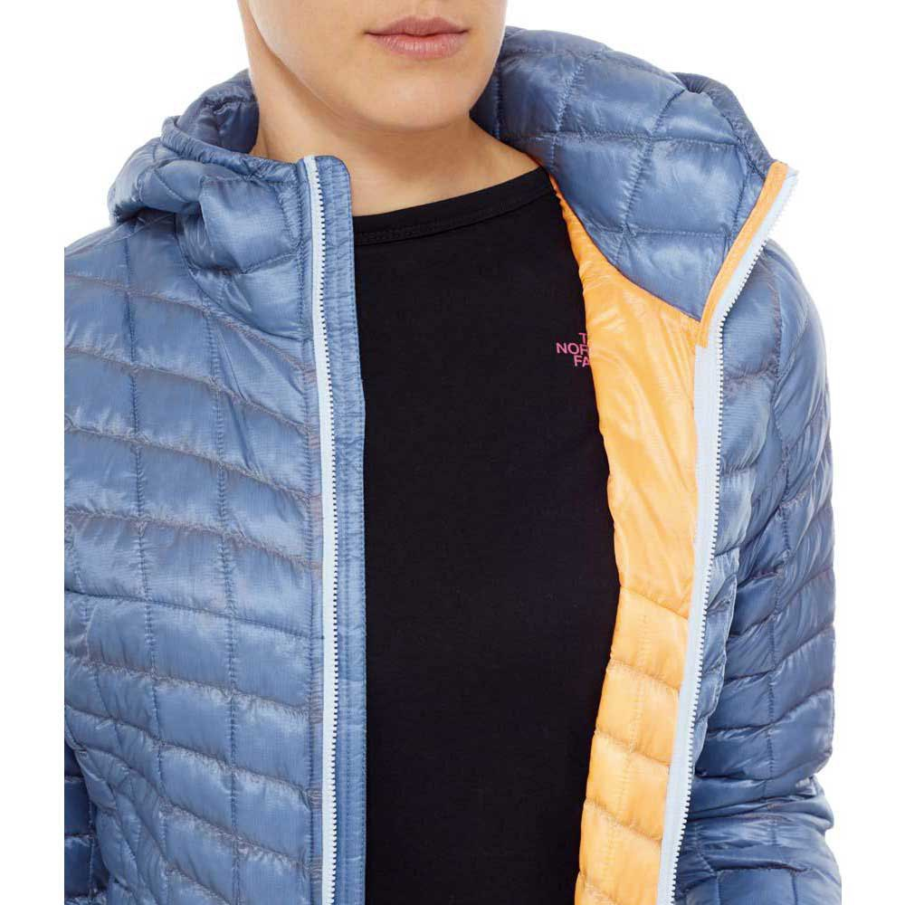 the north face thermoball hoodie mujer