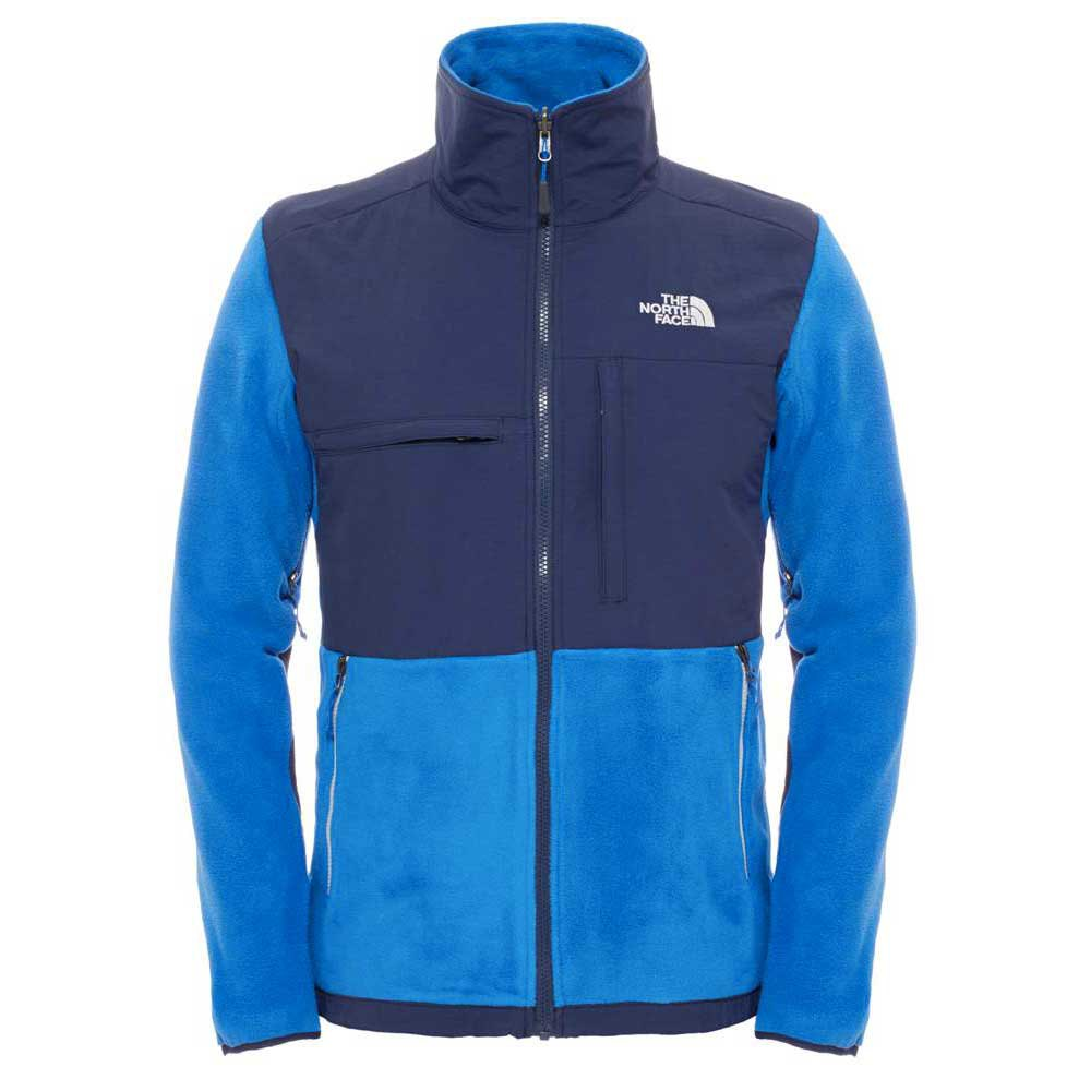 The north face Denali II Monster Blue / Cosmic Blue