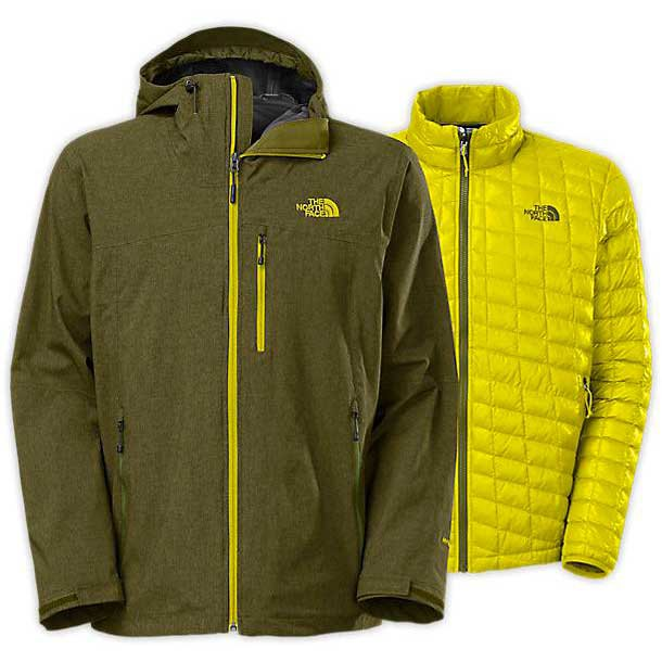 The north face Thermoball Triclimate afb6a7c998f4