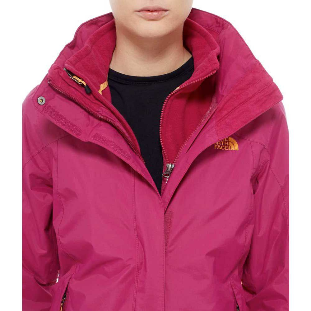 the north face evolve ii triclimate mujer
