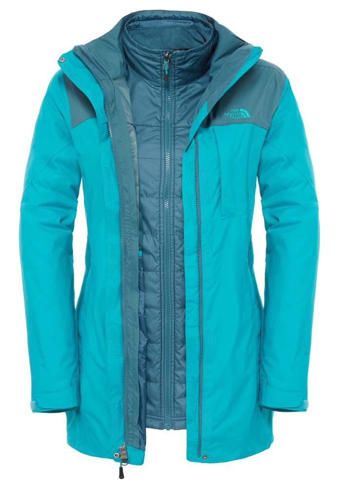 sueter north face mujer