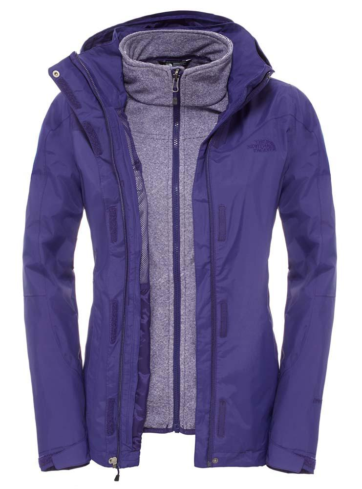 The north face Zephyr Triclimate