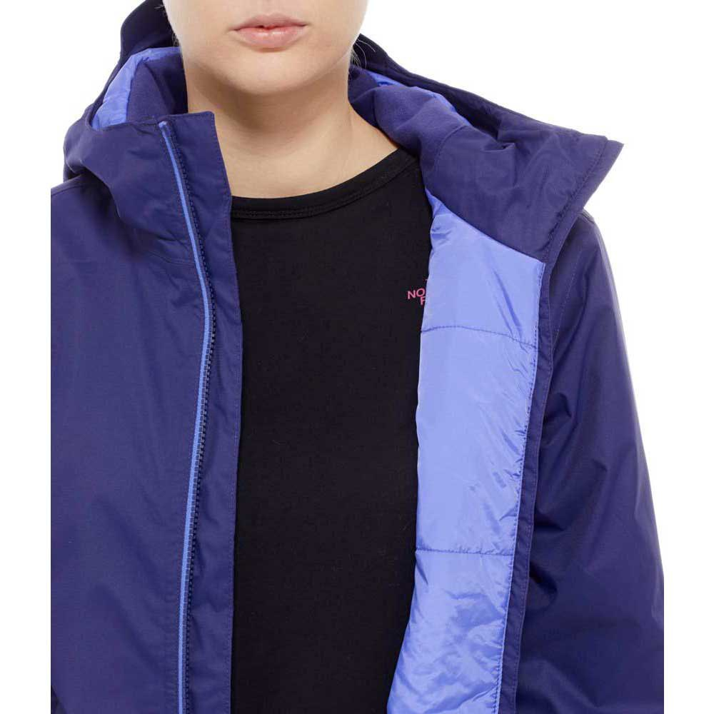 north face insulated mujer