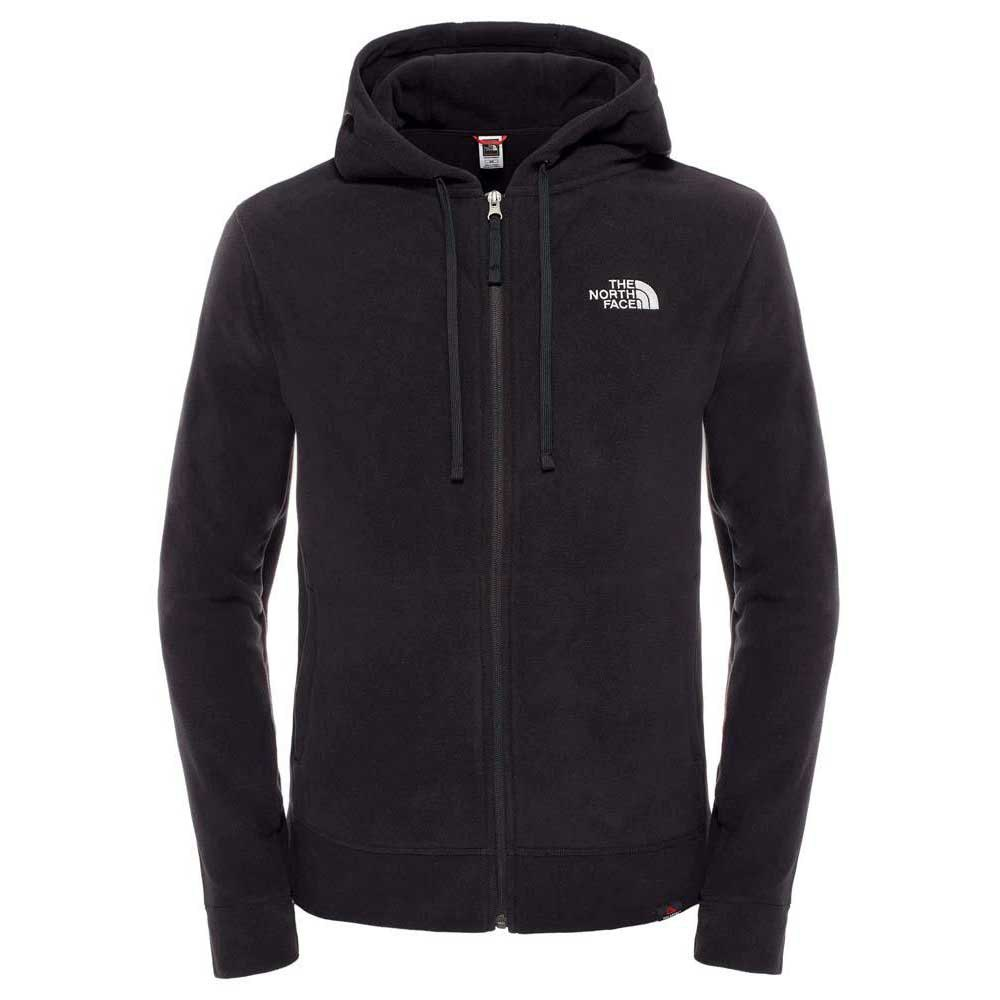 The north face 100 Embro Full Zip Hoodie