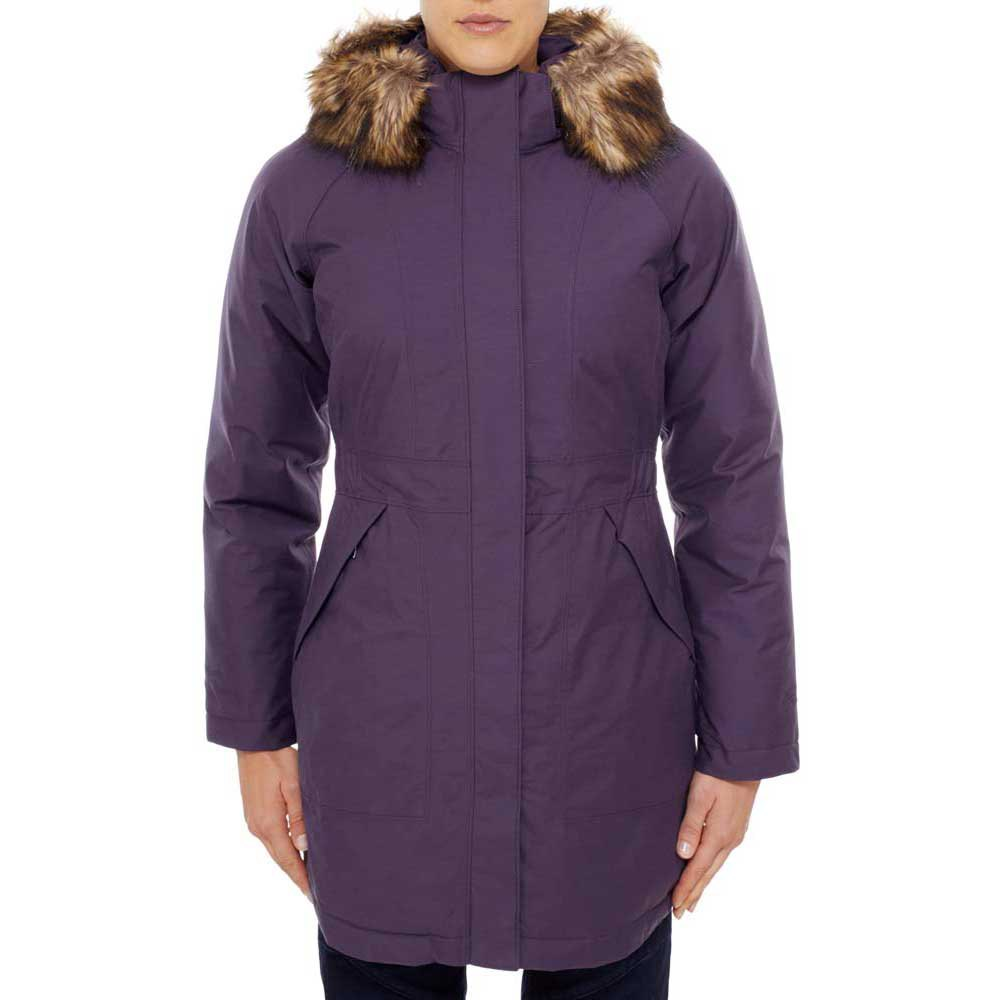 north face parka artic mujer