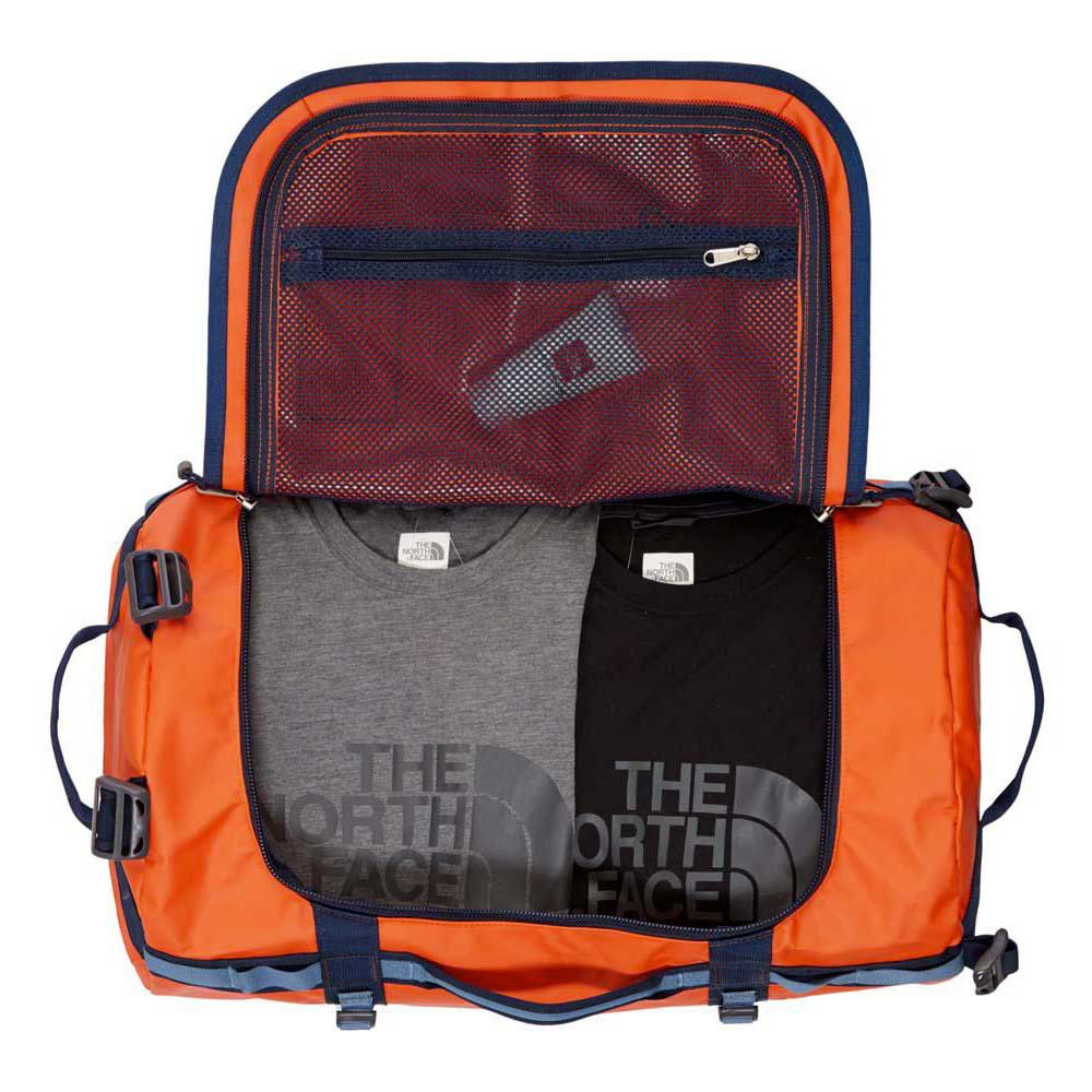 The Base north face S 50L Duffel Trekkinn Camp F8OFrq
