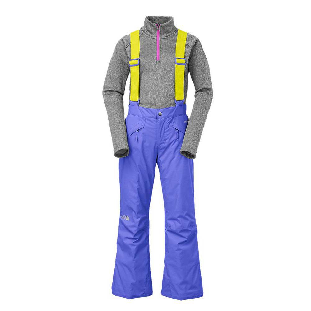 The north face Snowquest Suspender Pants Girls
