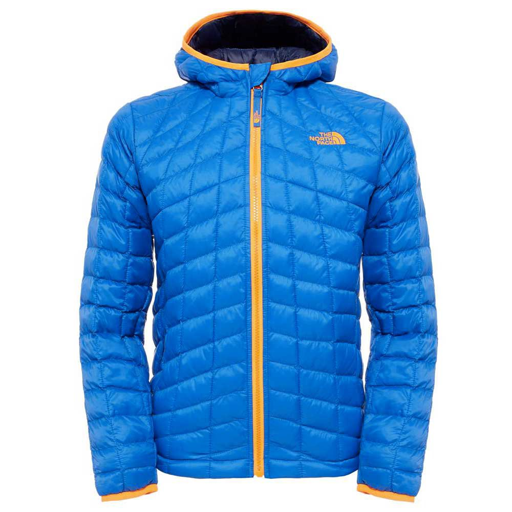 64543c187675 The north face Thermoball Hoodie Boys buy and offers on Trekkinn