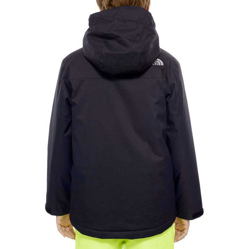 dc71f73199 The north face Snowquest Youth Schwarz, Trekkinn