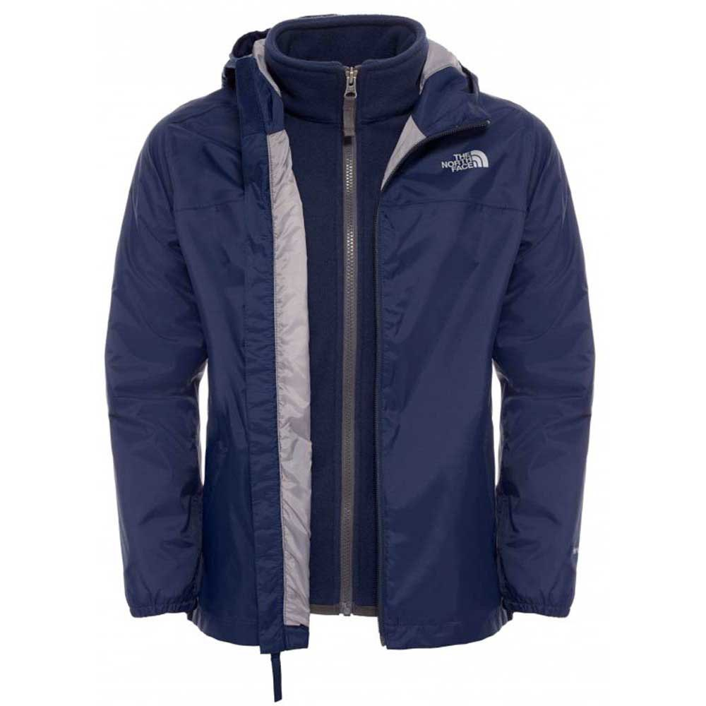 The north face Elden Rain Triclimate Boys