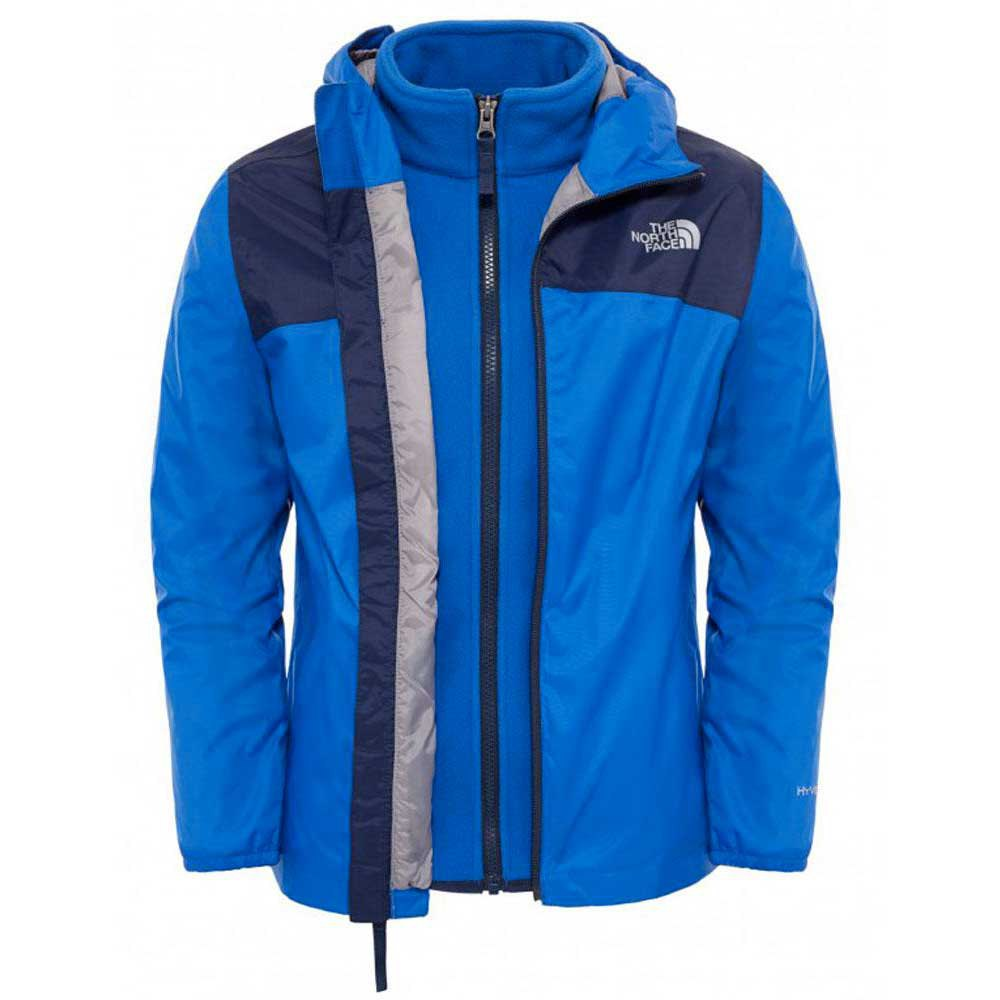 9840dff82 The north face Elden Rain Triclimate Boys , Trekkinn