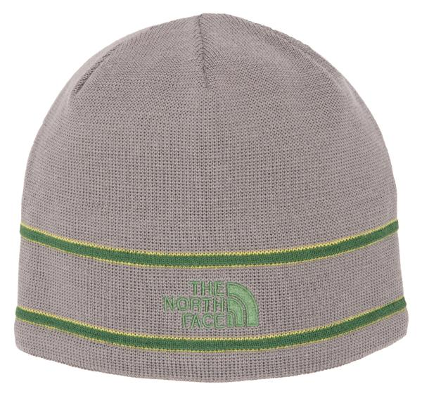 333670ada8f The north face The North Face Logo Beanie Parche Grey
