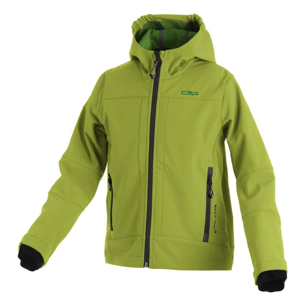 Cmp Softshell Fix Hood Boys