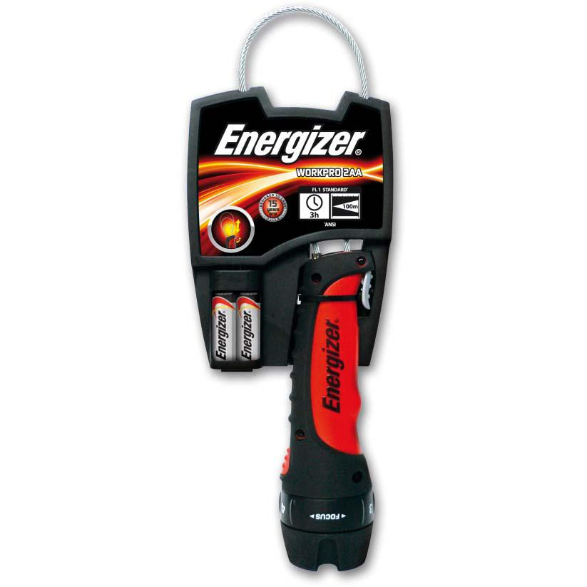 Energizer WorkPro 2D