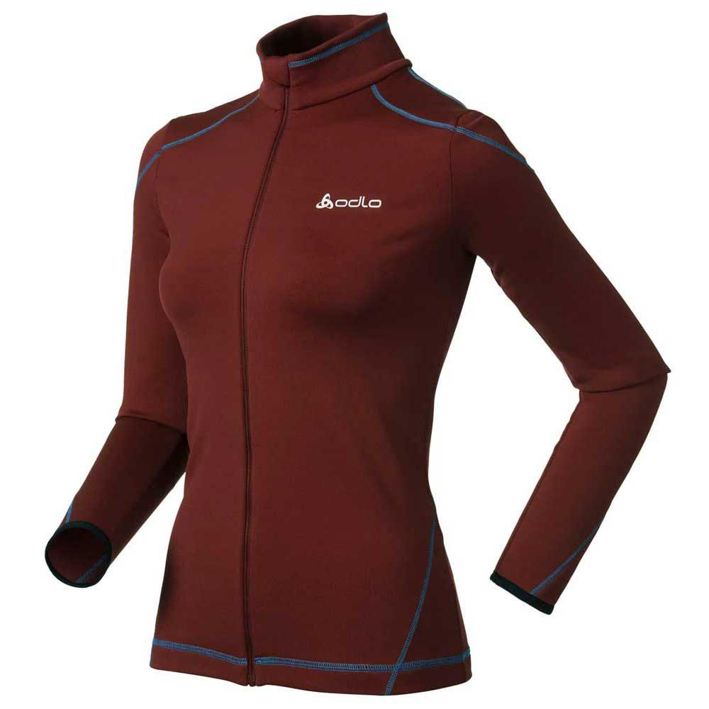 Odlo Midlayer Full Zip Ambitious buy and offers on Trekkinn 356b8a8a6