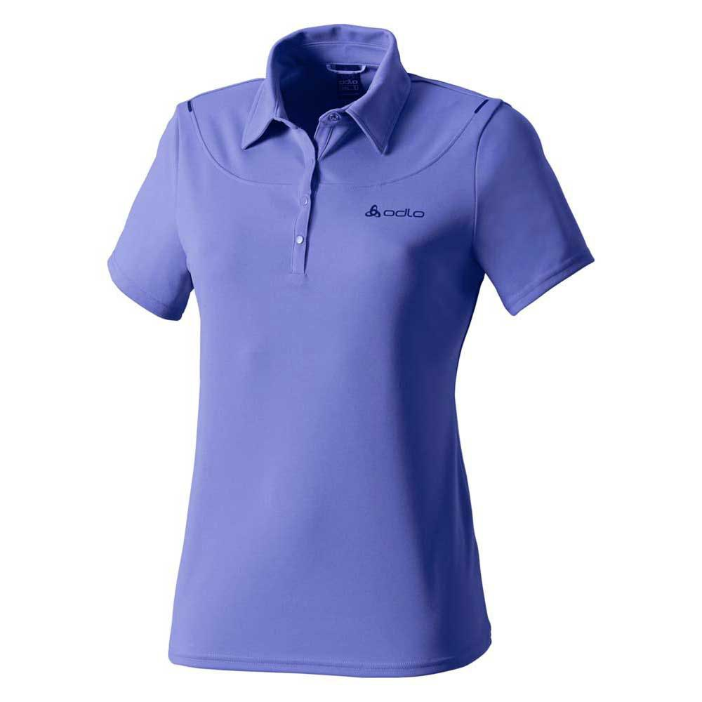 Odlo Polo Shirt S/S Check Out