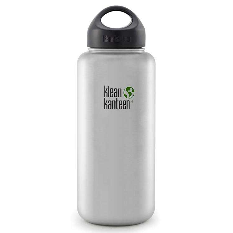 Klean kanteen 1.20 L Kanteen Wide With Stainless Loop Cap