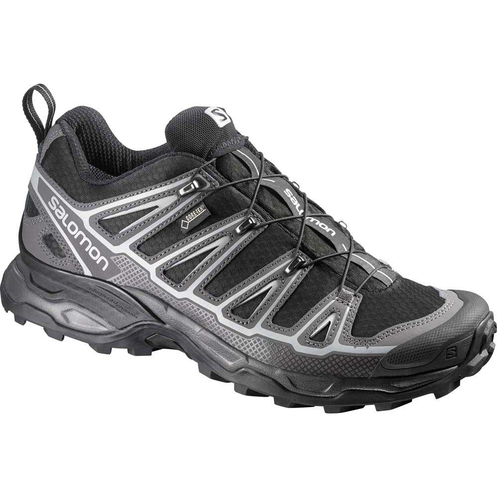 salomon gore tex shoes white