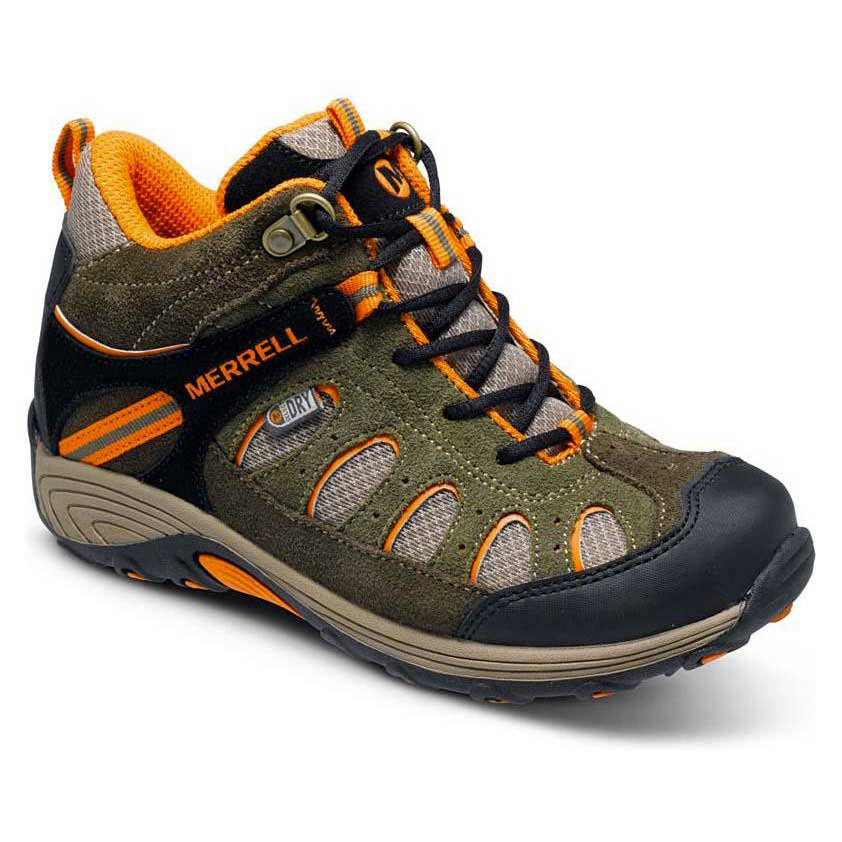 Merrell Chameleon Mid Lace Waterproof