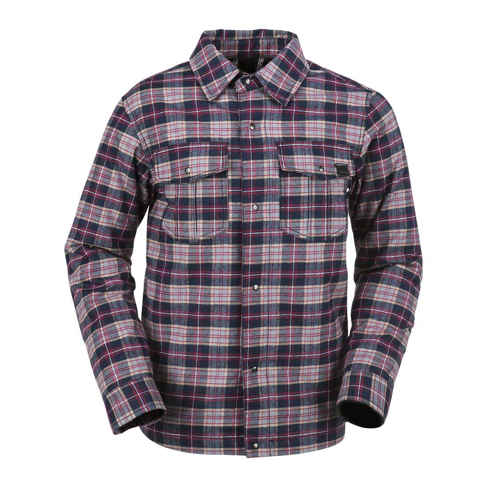 Volcom Bison Ins Flannel Youth