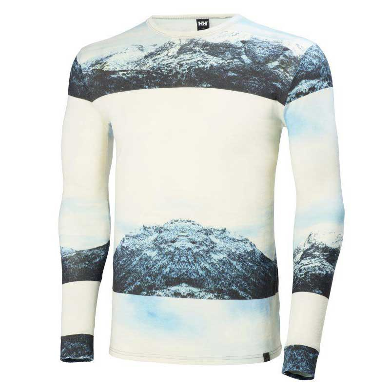 Helly hansen Hh Wool Graphic L/s