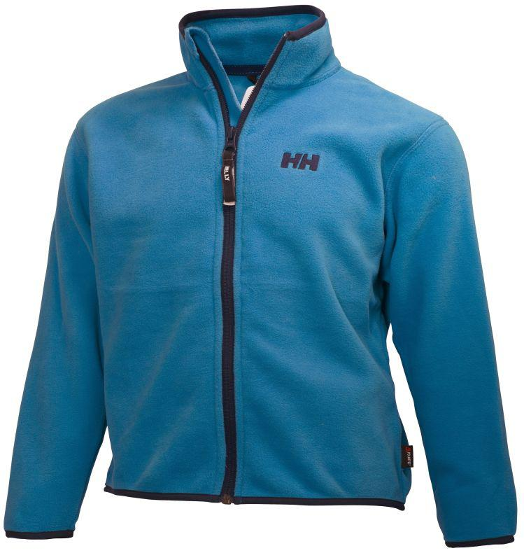 HELLY HANSEN Daybreaker Fleece Comic Blue Kids